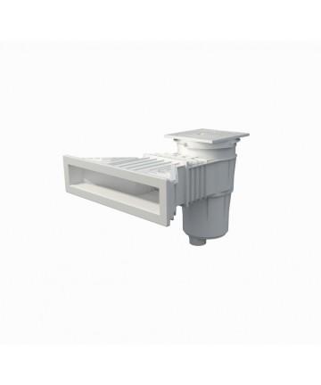 Skimmer 17.5L - Béton/ Liner