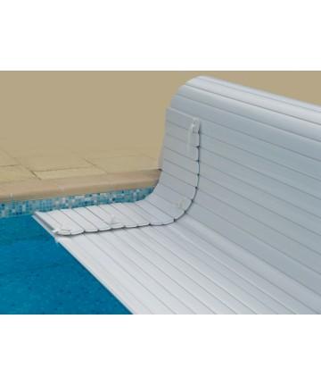 Lames Pvc - Largeur piscine...