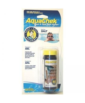 Aquacheck - sel blanc