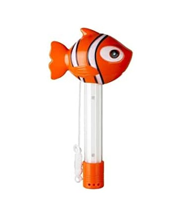 Thermomètre poisson clown